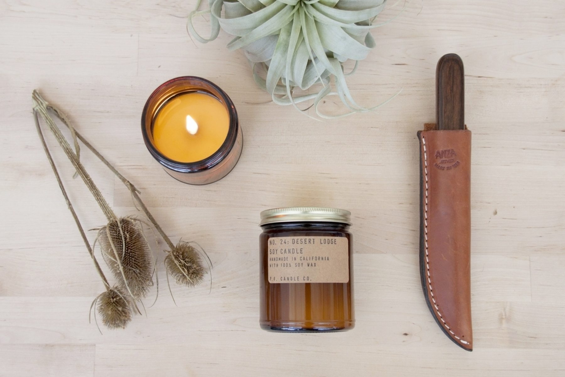 Talk Shop with P.F. Candle Co