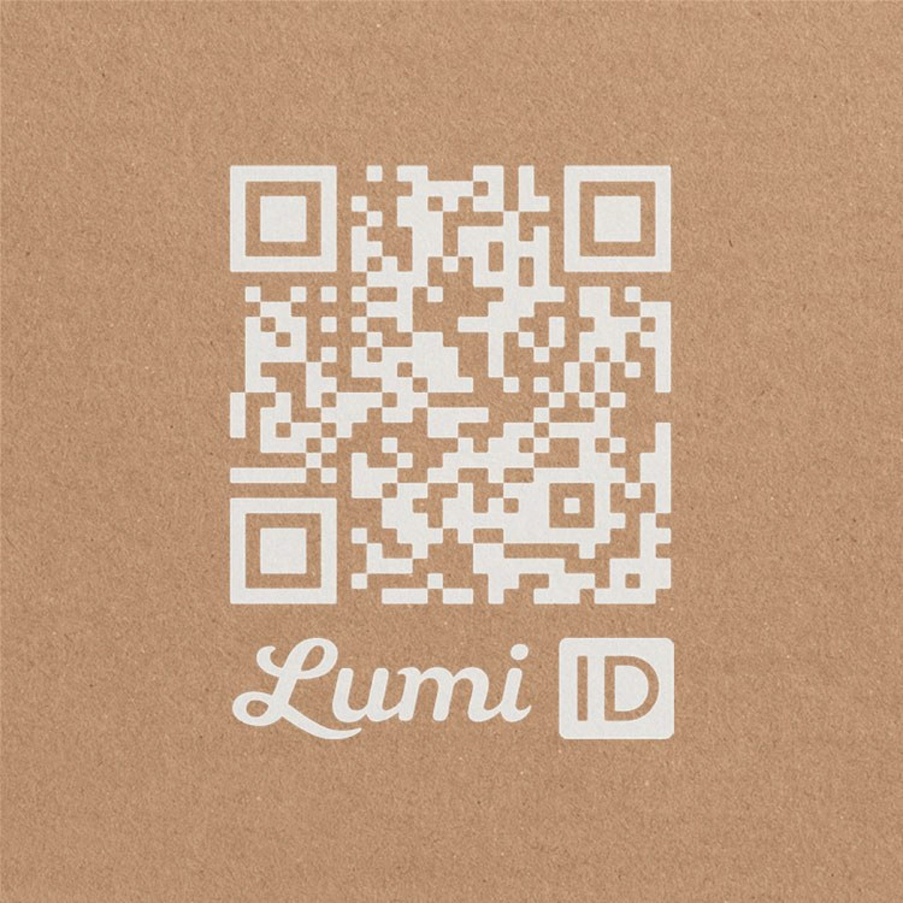 QR codes can be scanned with any smartphone using your native camera app. Try it out! Announcing Lumi ID: Making Packaging Transparency Accessible to All