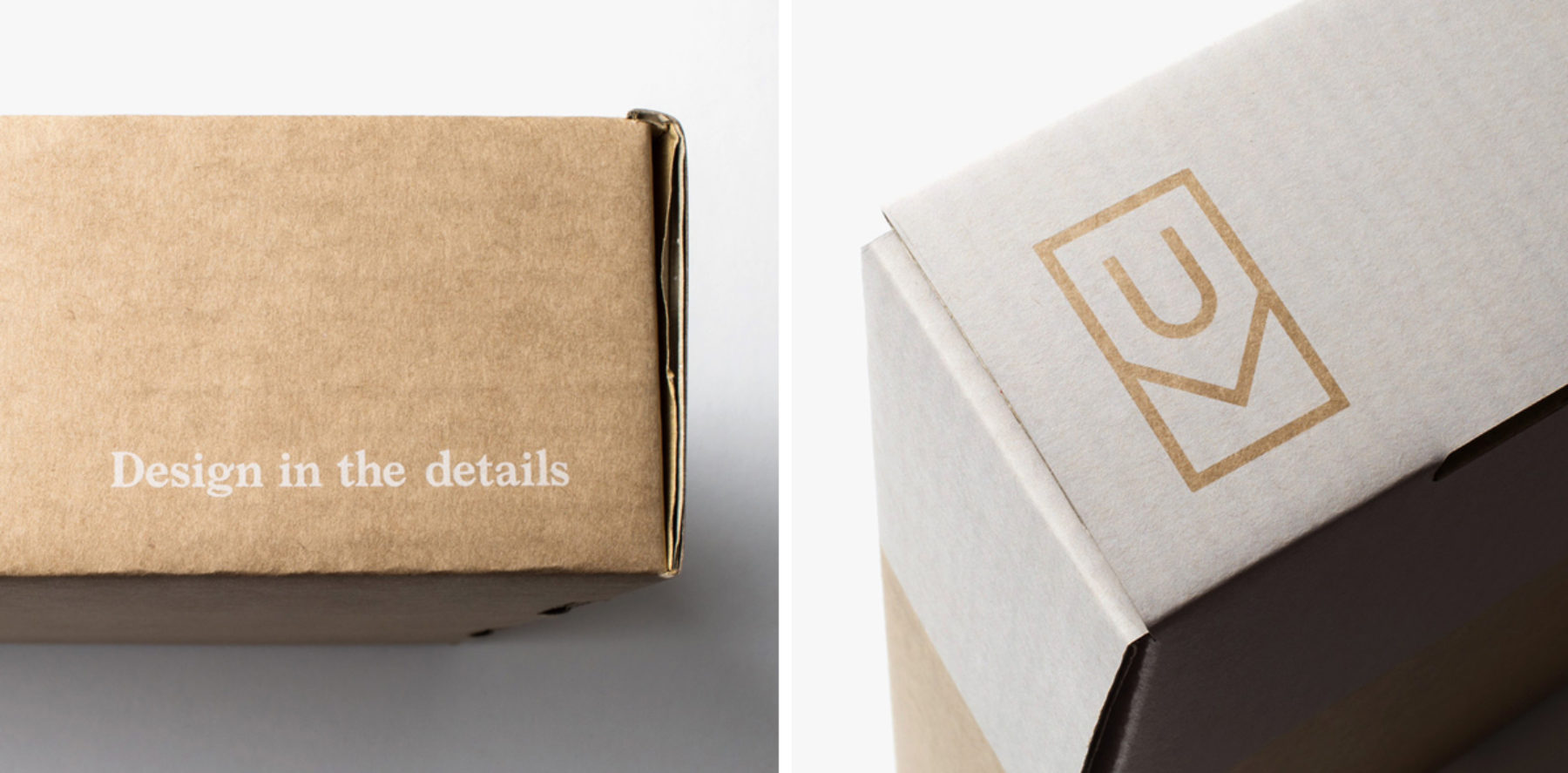With Their Rebrand, Ugmonk Designed a New Suite of Custom Packaging