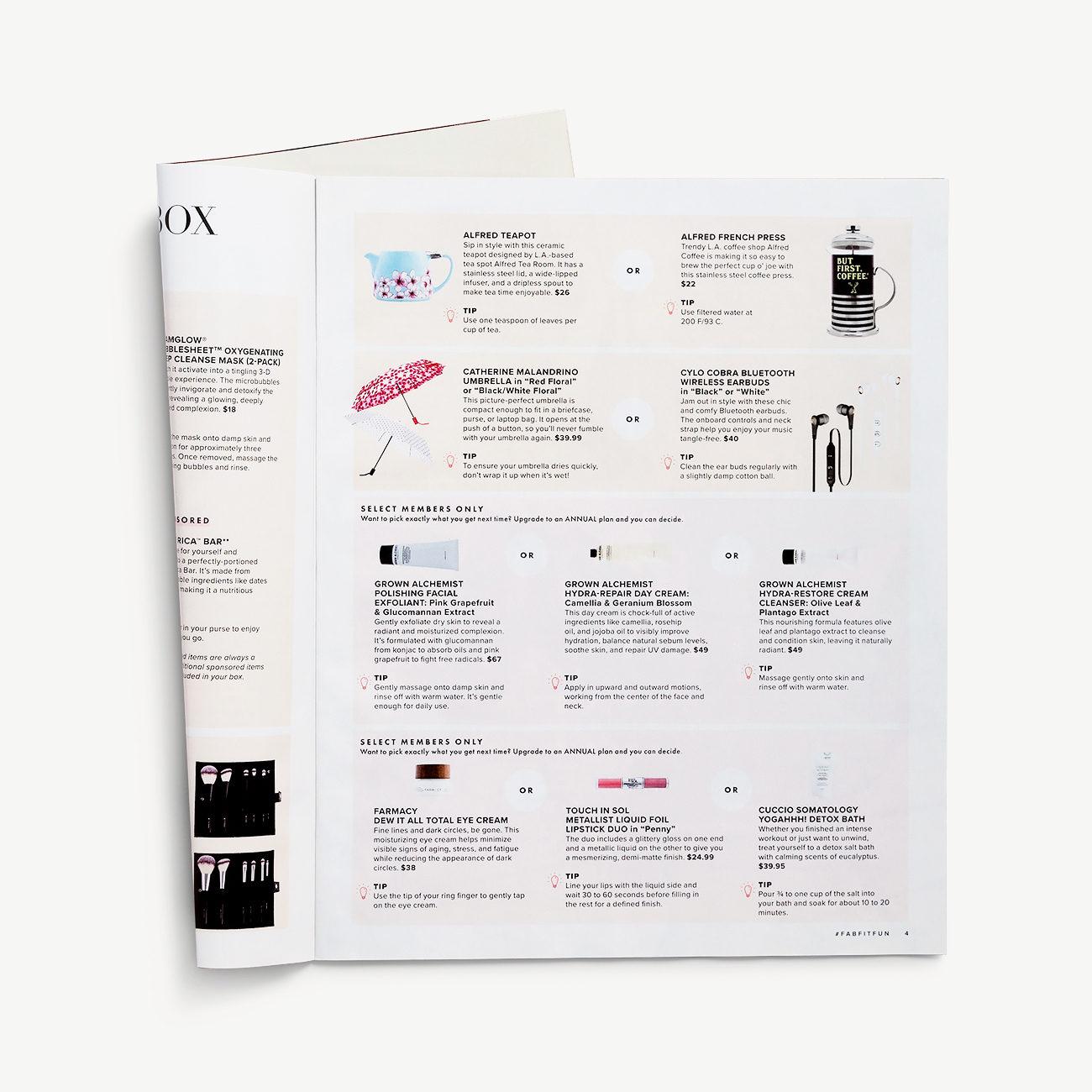 Magazines - Lumi