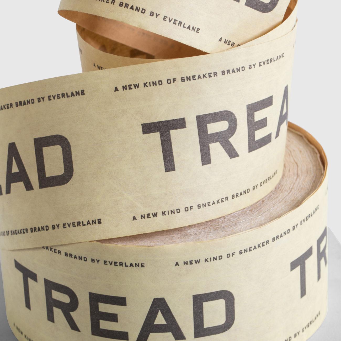 Custom reinforced gummed paper tape Flexography on reinforced kraft paper.