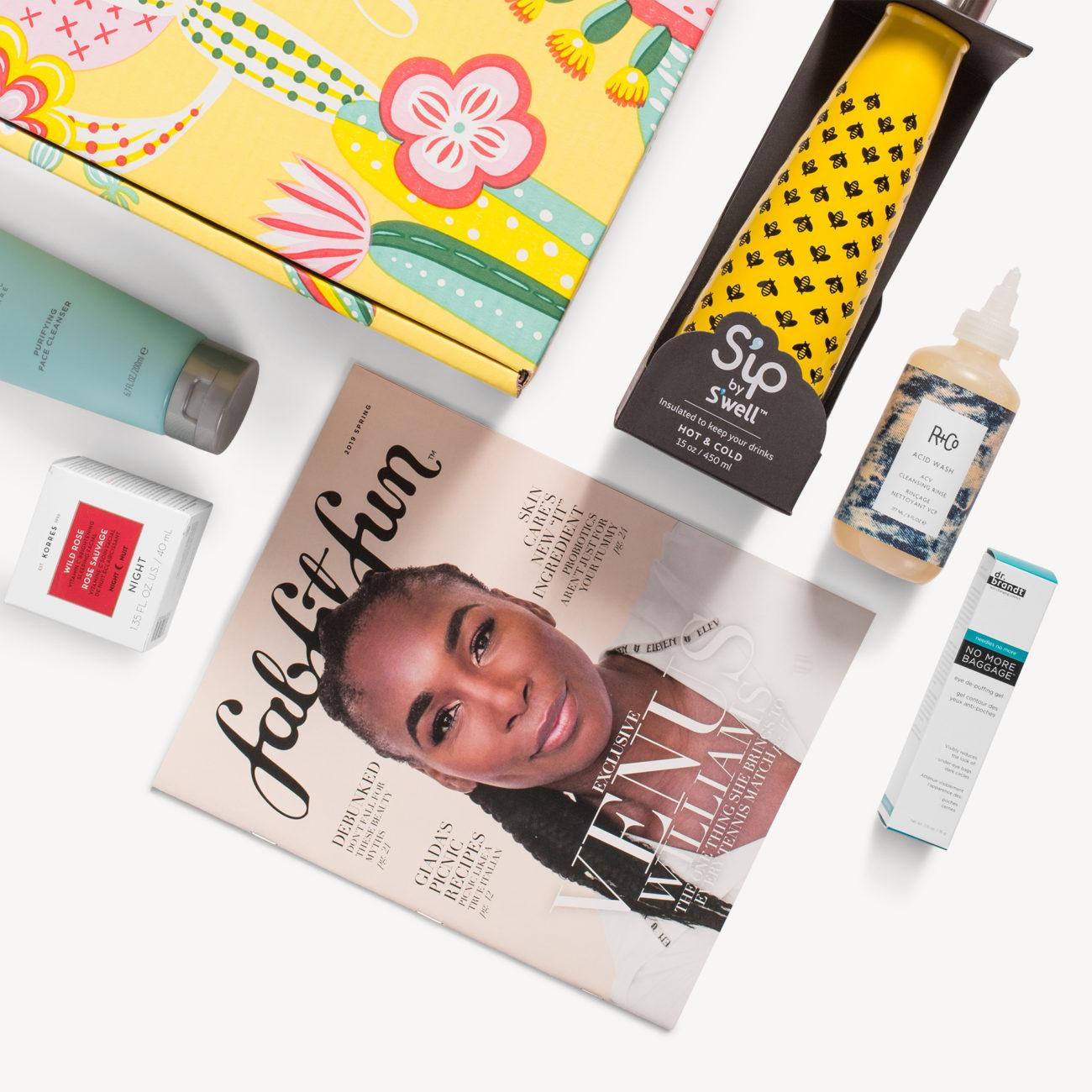 Custom magazine Flexography