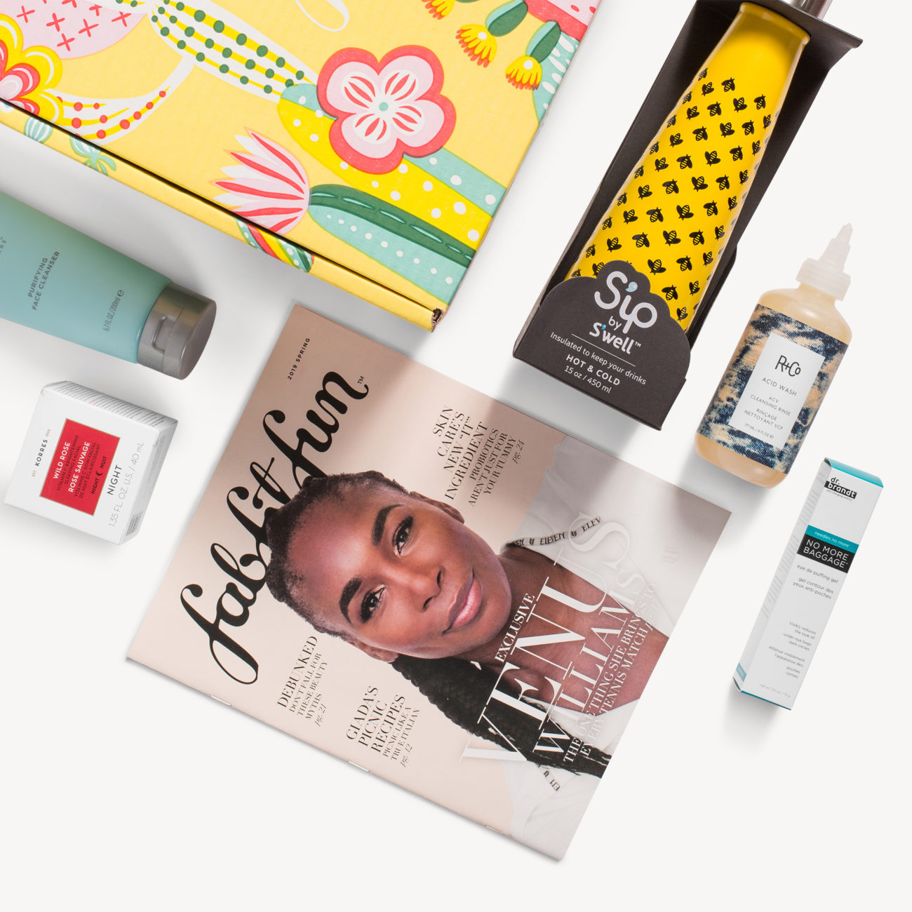 Custom magazine