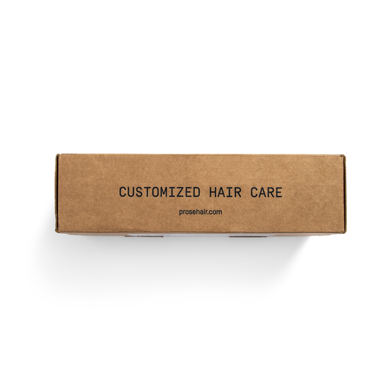 Custom roll end tuck front corrugated mailer box with dust flaps, cherry locks, roll end base. Flexography on natural kraft liner.
