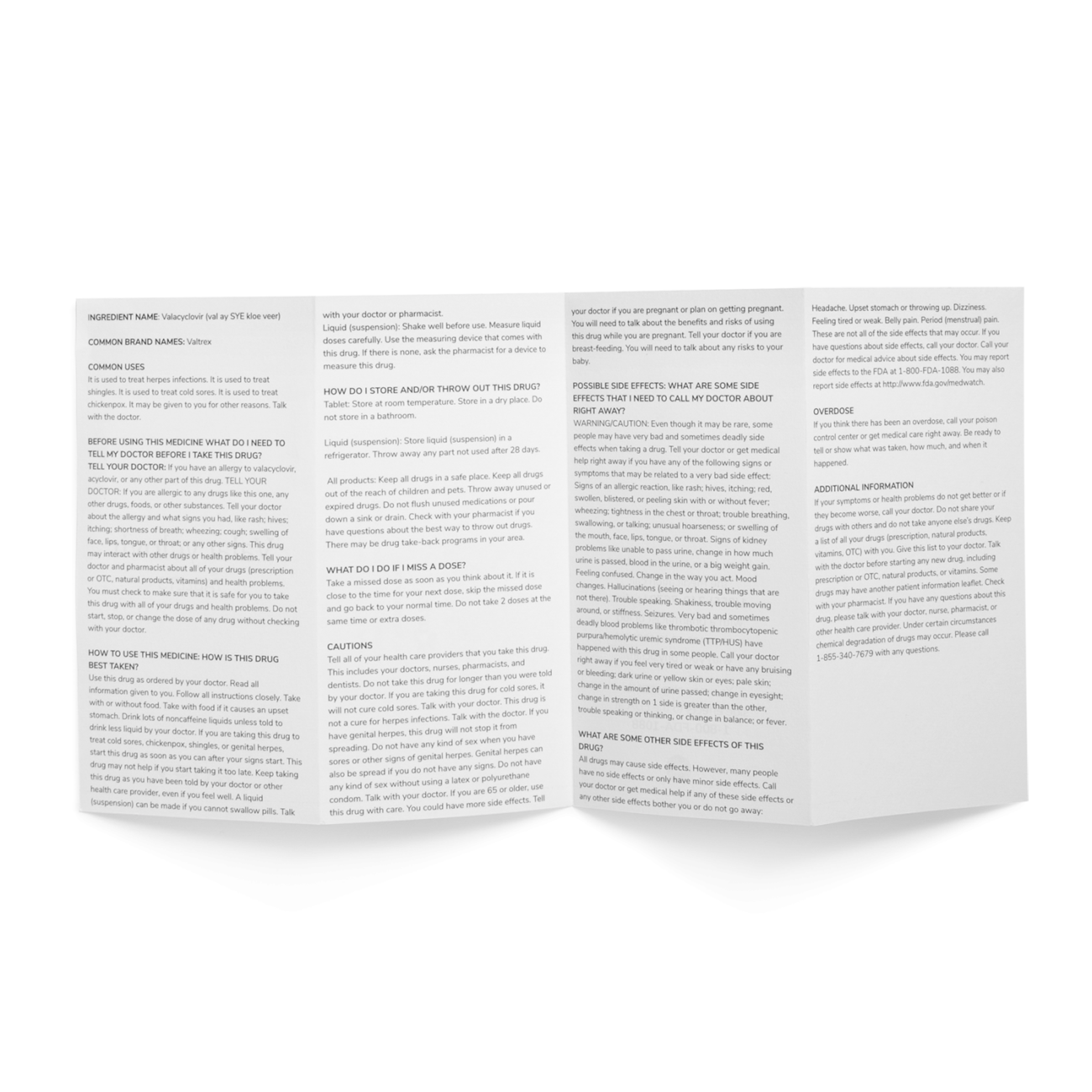 Custom pamphlet Lithography on text paper.