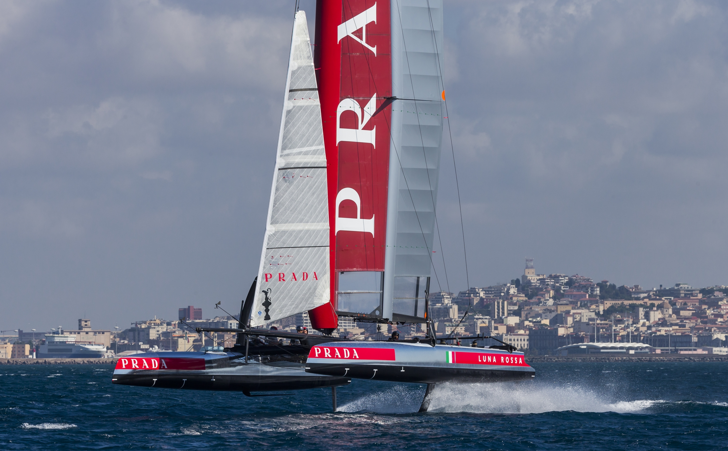 Luna Rossa Open Day