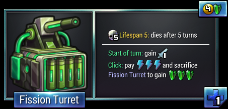 Fission Turret