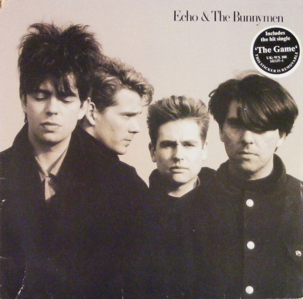 Echo & The Bunnymen ‎- Echo & The Bunnymen