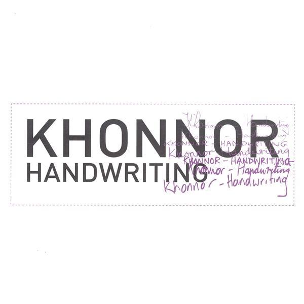 Khonnor - Megans Present