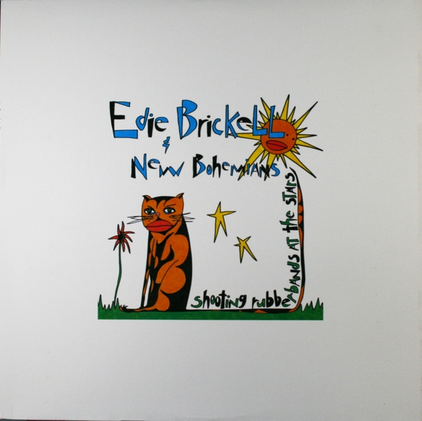 Edie Brickell & New Bohemians ‎- Shooting Rubberbands At The Stars