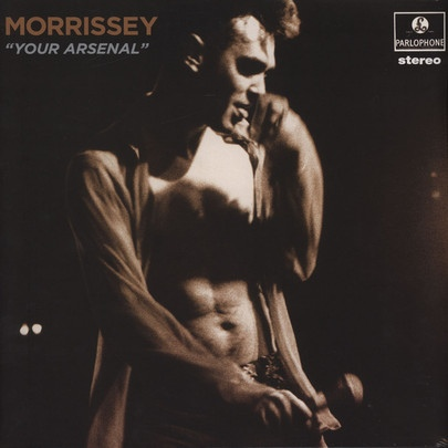 Morrissey ‎- Your Arsenal