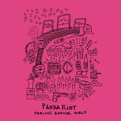 Panda Riot - Serious Radical Girls