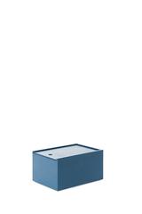 Lundia system box 2 blue