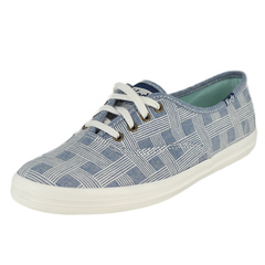 Keds Champion Basketweave Fashion Sneaker