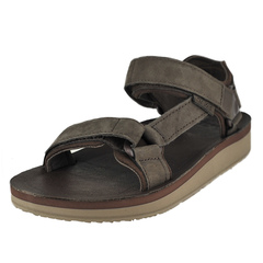 Teva Original Universal Premier Lth Ankle Hook And Loop Strap
