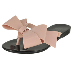 Mini Melissa Harmonic Bow Iii Flip-Flop