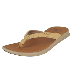 Reef Rover Catch Leather Flip-Flop