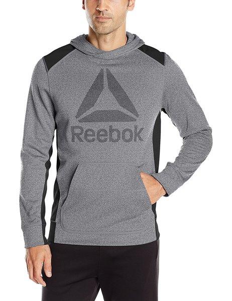 Reebok Wor Warm Poly Fleece Sweatshirt