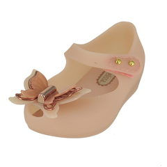 Mini Melissa Ultragirl Fly Ankle Hook And Loop Strap