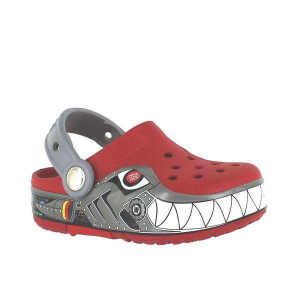 Crocslights Robo Shark Ps Clogs