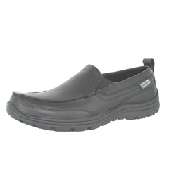 Skechers Hobbes Relaxed Fit Work Shoes