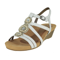 Rockport Cobb Hill Collection Hanna Ch T-Strap Ankle Strap