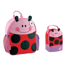 Stephen Joseph Lunch Pals & Mini Backpack Lunch Box & Backpack