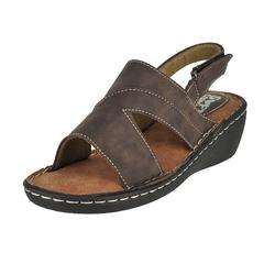 Soft Comfort Broadway Trail Wedge Sandals