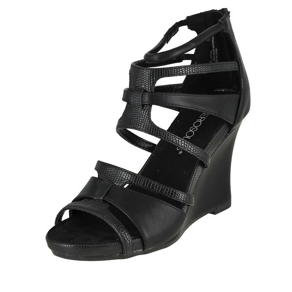 Aerosoles Capital Wedge Sandals