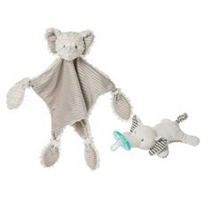 Mary Meyer Elephant Wubbanub & Blanket Toys