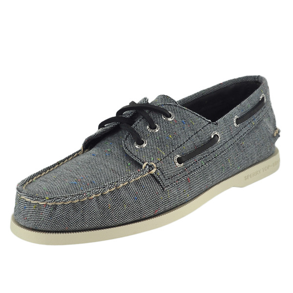 Sperry A/O 3-Eye Fleck Boat Shoes