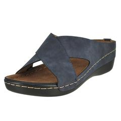 Soft Comfort Bandit Wedge Sandals