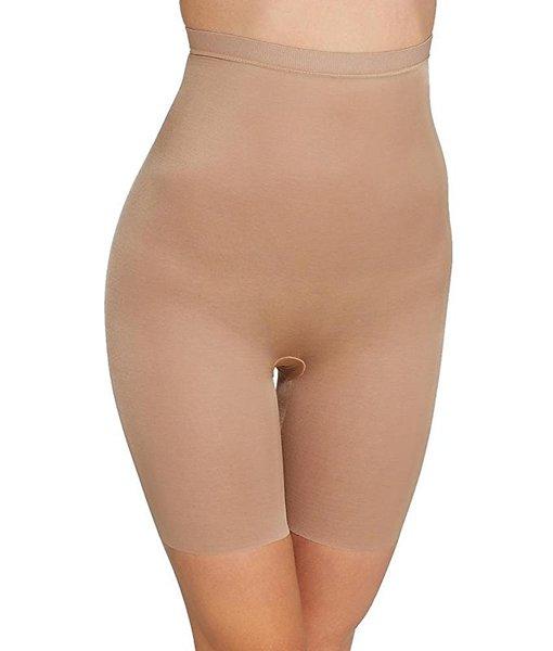 Sara Blakely High-Waisted Mid-Thigh Short High-Waisted