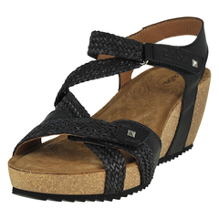 Taos Julia Wedge Sandals