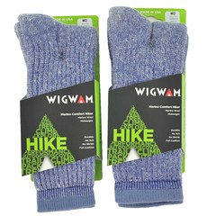 Wigwam Merino Comfort Hiker 2-Pack Crew Sock