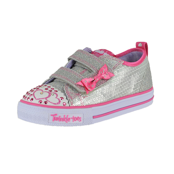 Skechers Shuffles-Itsy Bitsy Fashion Sneaker