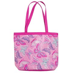 3C4G Butterfly Sequin Tote Tote