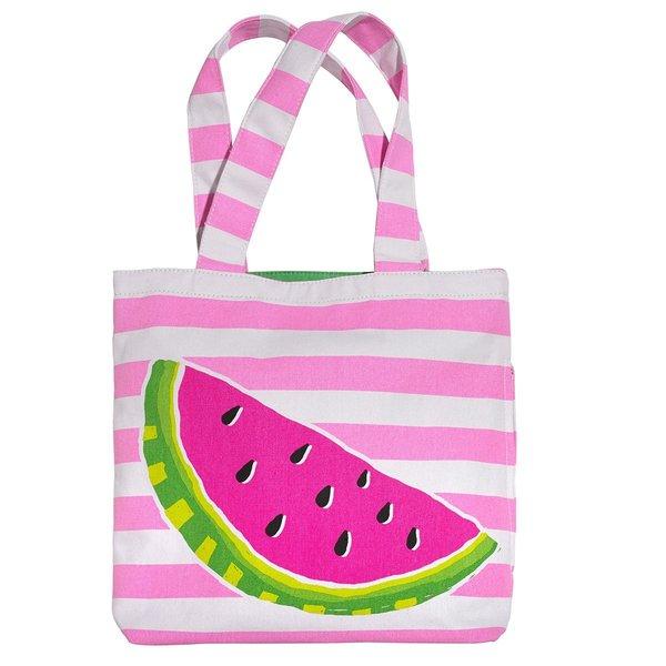 3C4G Watermelon Canvas Tote Tote