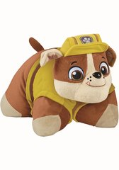 Pillow Pets Nickelodeon Paw Patrol-Rubble Stuffed Animal Plush Toy