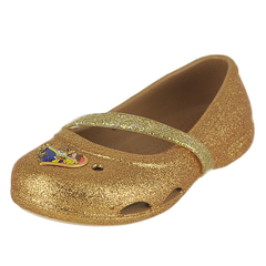 Crocs Lina Beauty And The Beast Ballerinas