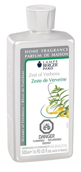 Lampe Berger Fragrance Zest Of Verbena Fragrance Refill