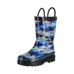 Western Chief Shark Chomp Rain Boots