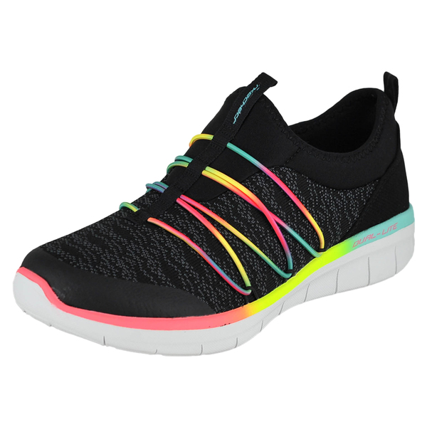 Skechers Synergy 2.0-Simply Chic Fashion Sneaker