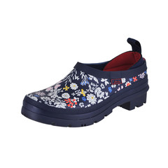 Joules Pop-Ons Welly Clog Rain Shoes