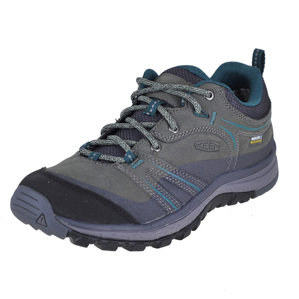 Keen Terradora Leather Waterproof Hiking Sneakers