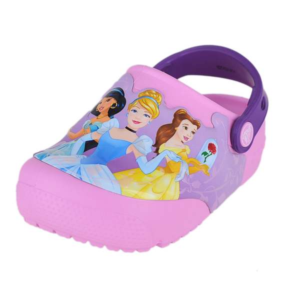 Crocsfunlab Lights Princess Slingback
