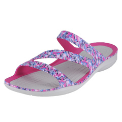 Crocs Swiftwater Graphic Sandal W Slide