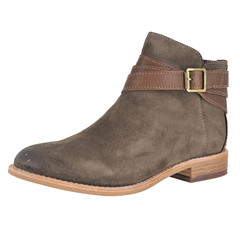 Clarks Maypearl Edie Side Zipper