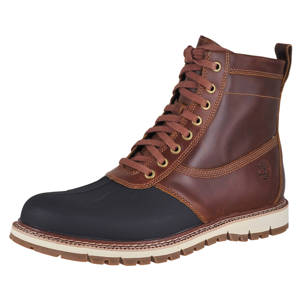 Timberland Britton Hill Rubber Toe Boot Rubber Toe