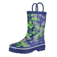 Western Chief Paintball Reflective Rain Boots